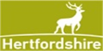 Logo for Hertfordshire County Council